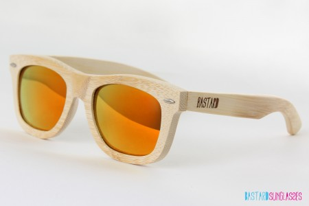 Bamboo Sunglasses - The Classic, Ibiza Sunrise - Bastard Sunglasses