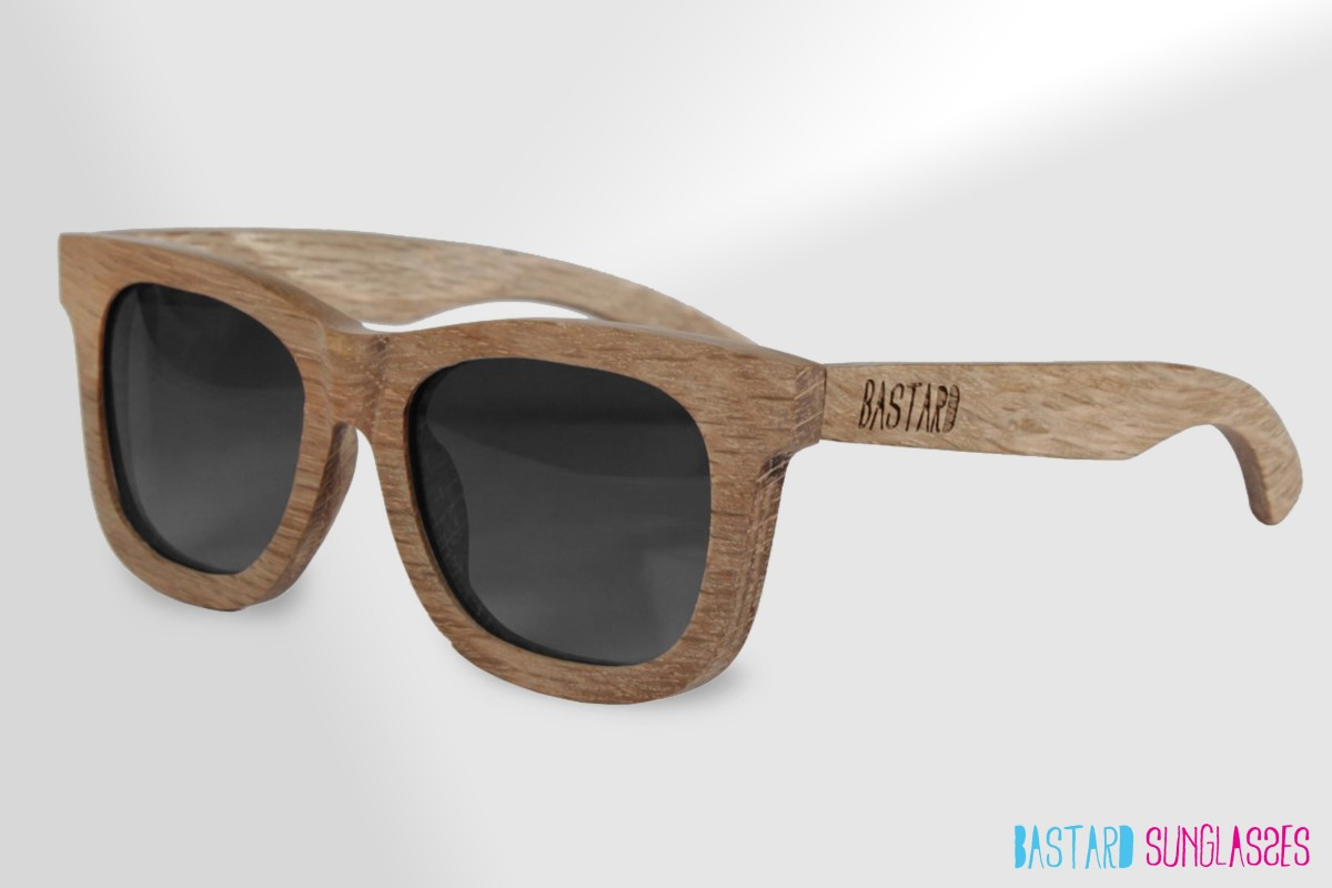 Wooden Sunglasses - The Classic, Anthracite